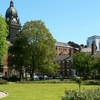 Park Square And Leeds Town Hall