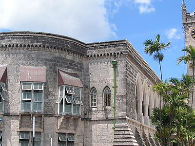 Parliament In Bridgetown