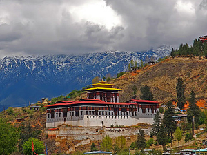 Paro Valley Photos