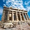 Parthenon In Athens - Greece
