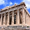 Parthenon - South View