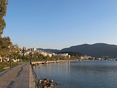 Part Of Igoumenitsa's Waterfront