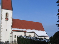 Pasching Parish Church