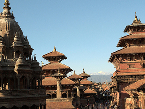 Nepal Heritage Tour Photos