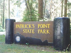 Patrick's Point State Park
