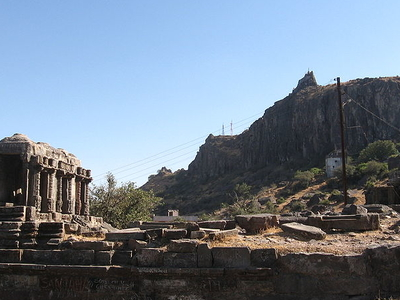 Champaner-Pavagadh Archaeological Park