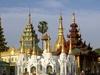 Paya Shwédagon Pagoda - Tazaung Pavillon