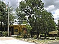 Payson Ranger Station