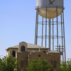 Pecos Texas Watertower
