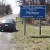 Pelham Place Sign