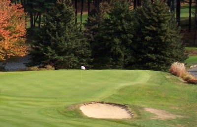 Pequabuck Golf Club Of Bristol