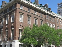 Percy R. Pyne House