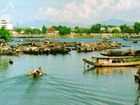 Perfume River - Huong River