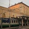 Perugia Railway Station