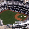 PETCO Park As Seen From Overhead