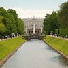 Peterhof Palace Front View - St. Petersburg