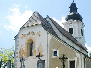 Pfarrkirche von Eibenstein