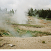 Phantom Fumarole - Yellowstone - USA