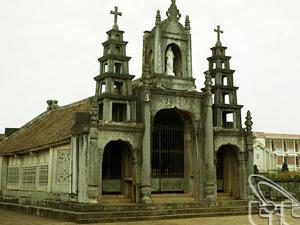Phat Diem Catedral