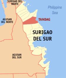Locator Surigao Del Sur Tandag