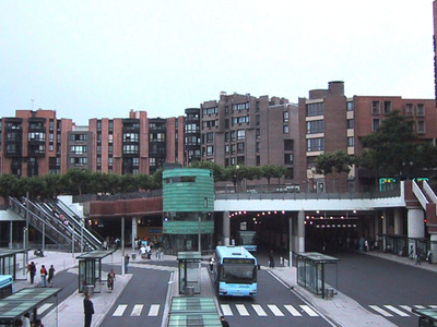 Bus Interchange