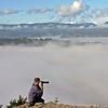 Photographer @ Mount Victoria In Wellington NZ