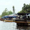Phung Hiep mercado flotante