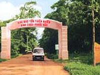 Binh Chau - Phuoc Buu Nature Reserve