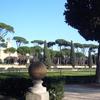 Siena Square, Villa Borghese Gardens