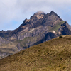 Rucu Pichincha As Seen From The Trail