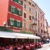 Picturesque Town Houses With Pizzeria