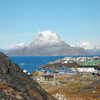Pictursque Nuuk City
