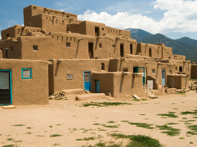 Picuris Pueblo - Pueblos of New Mexico