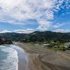 Piha Beach & Town View - Auckland NZ