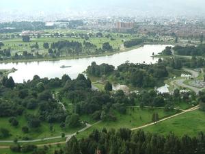 Simon Bolivar Park