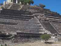 Pyramid of El Pueblito