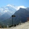 Pisang Peak View - Manang - Annapurna Nepal