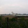 Plane Wrecks At Moscow Bykovo Aeroport