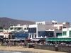 Playa Blanca Town Promenade