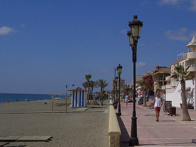 Playa del Paseo Maritimo
