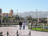 Plaza De Armas - Nazca