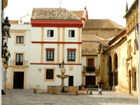 Plaza del Potro