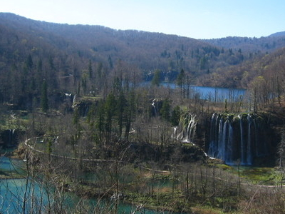 Galovac Waterfall