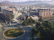 Podgorica City View