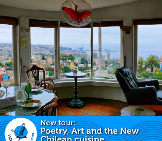 Poetry, Art and the New Chilean Cuisine Photos