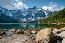 Polish Tatra Mountains & Morskie Oko Lake