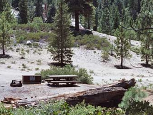 Portal Forebay Campground