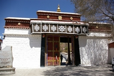 Potala Palace Entrance
