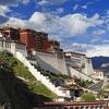 Potala Palace - Full View - Lhasa Tibet