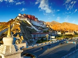Palácio de Potala de Lhasa